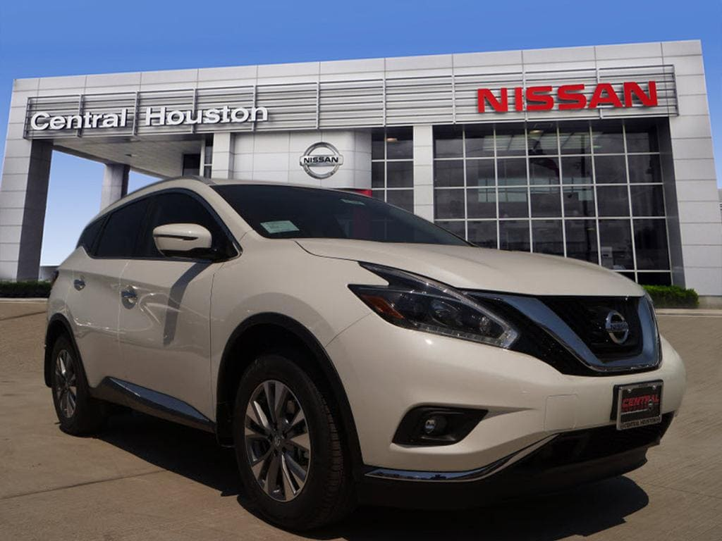 2018 Nissan Murano SL Options C03 50 STATE EMISSIONS M92 CARGO PACKAGE L92 CARPETED FLOOR