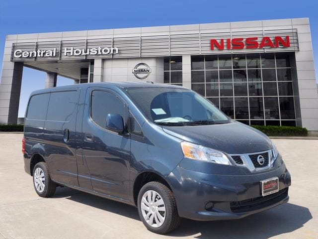 2018 Nissan NV200 SV Options C03 50 STATE EMISSIONS U01 NAVIGATION PACKAGE - Contact Central