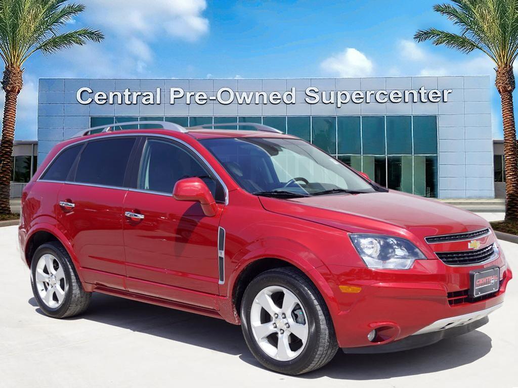 2015 Chevrolet Captiva Sport LTZ This outstanding example of a 2015 Chevrolet Captiva Sport Fleet L