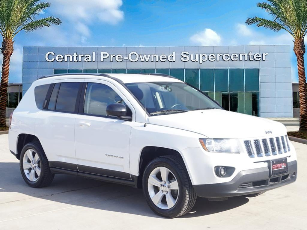 2016 Jeep Compass Sport This 2016 Jeep Compass Sport is offered to you for sale by Central Houston