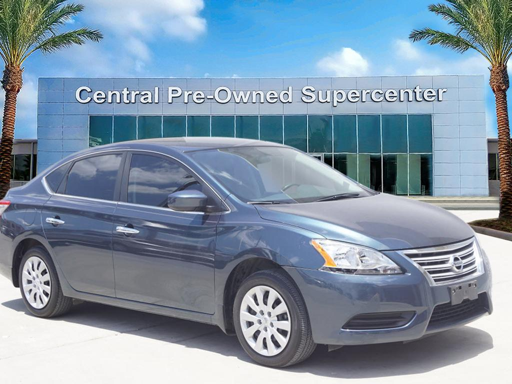 2015 Nissan Sentra SV Looking for a clean well-cared for 2015 Nissan Sentra This is it Stylish