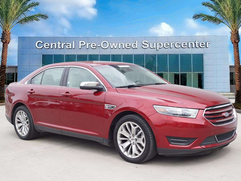 2017 Ford Taurus Limited This 2017 Ford Taurus Limited is proudly offered by Central Houston Nissan