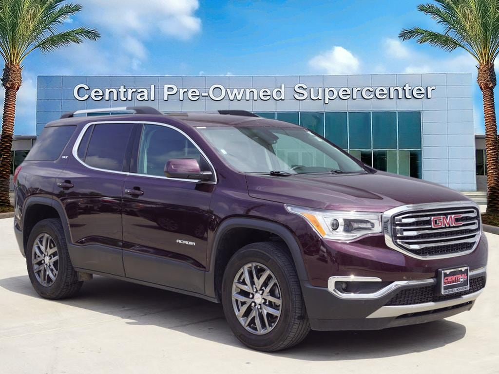 2017 GMC Acadia SLT-1 Check out this gently-used 2017 GMC Acadia we recently got in Off-road or on