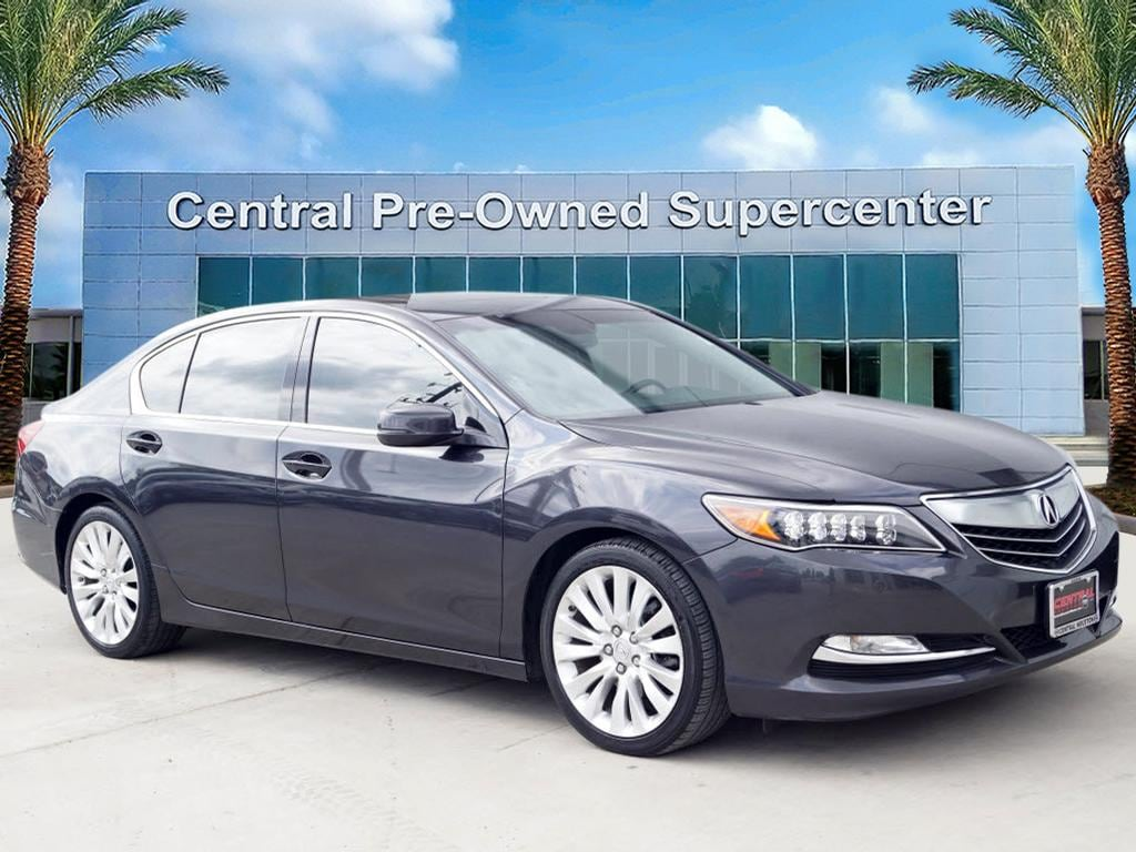 2015 Acura RLX Base wAdvance Package Looking for a clean well-cared for 2015 Acura RLX This is i