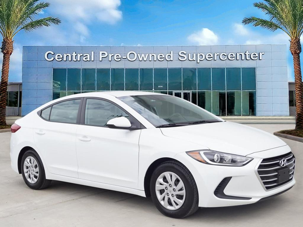2017 Hyundai Elantra SE Contact Central Houston Nissan today for information on dozens of vehicles
