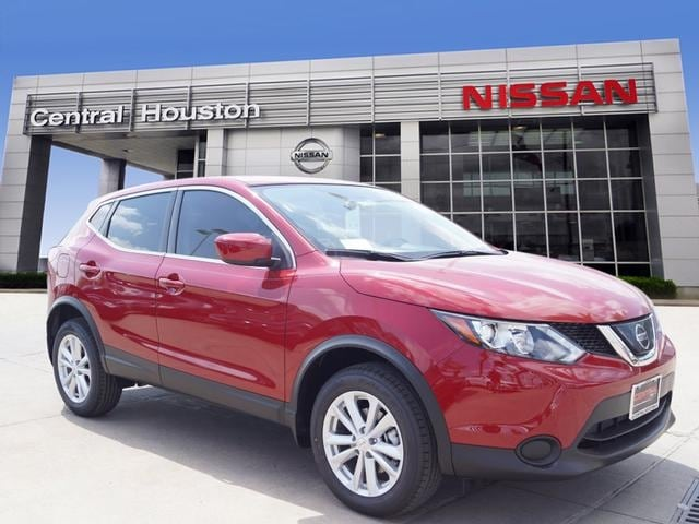 2018 Nissan Rogue Sport S Options C03 50 STATE EMISSIONS K01 S APPEARANCE PACKAGE L92 1-P