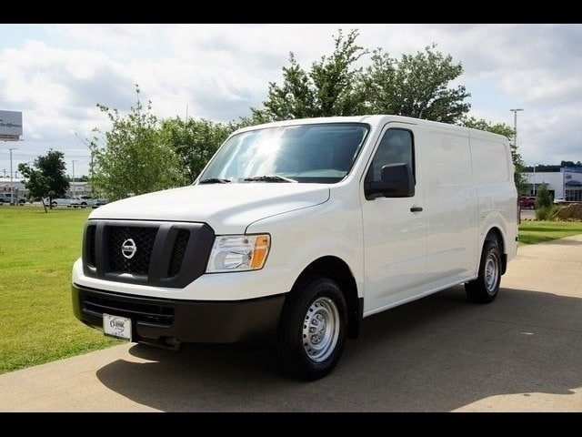 2017 Nissan NV Cargo NV2500 HD S This 2017 Nissan NV Cargo S is proudly offered by Central Houston