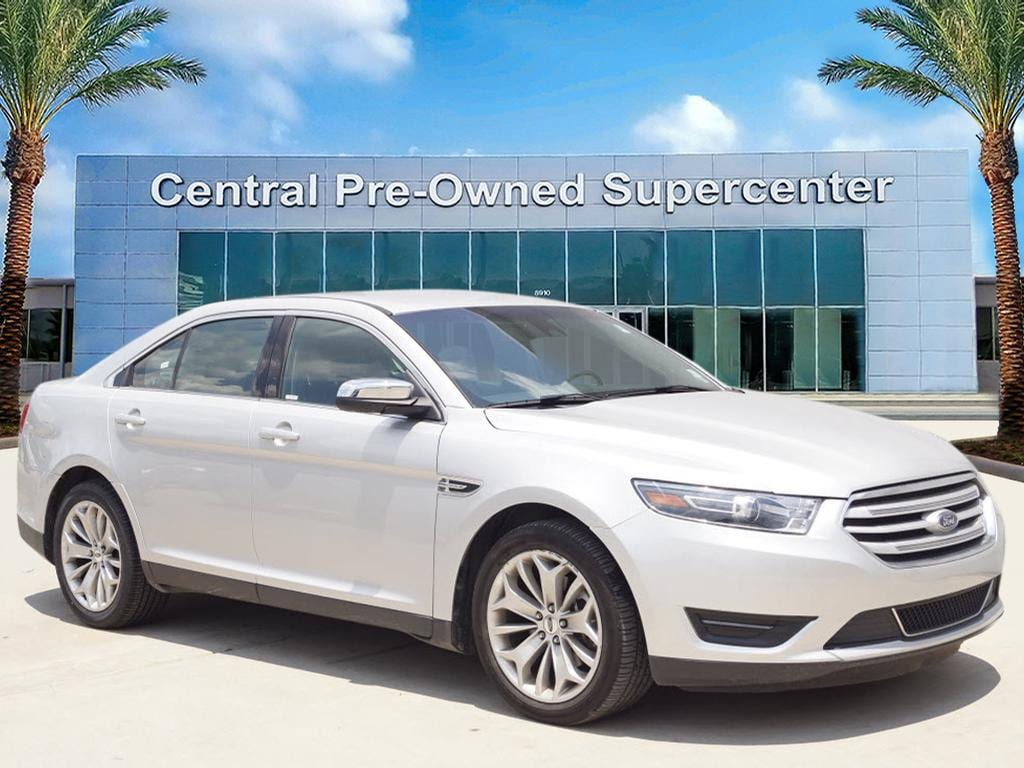 2017 Ford Taurus Limited Thank you for your interest in one of Central Houston Nissans online offe