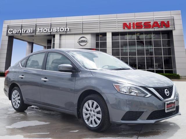 2018 Nissan Sentra S Options C03 50 STATE EMISSIONS M92 HIDE-AWAY TRUNK NET PIO L92 CAR