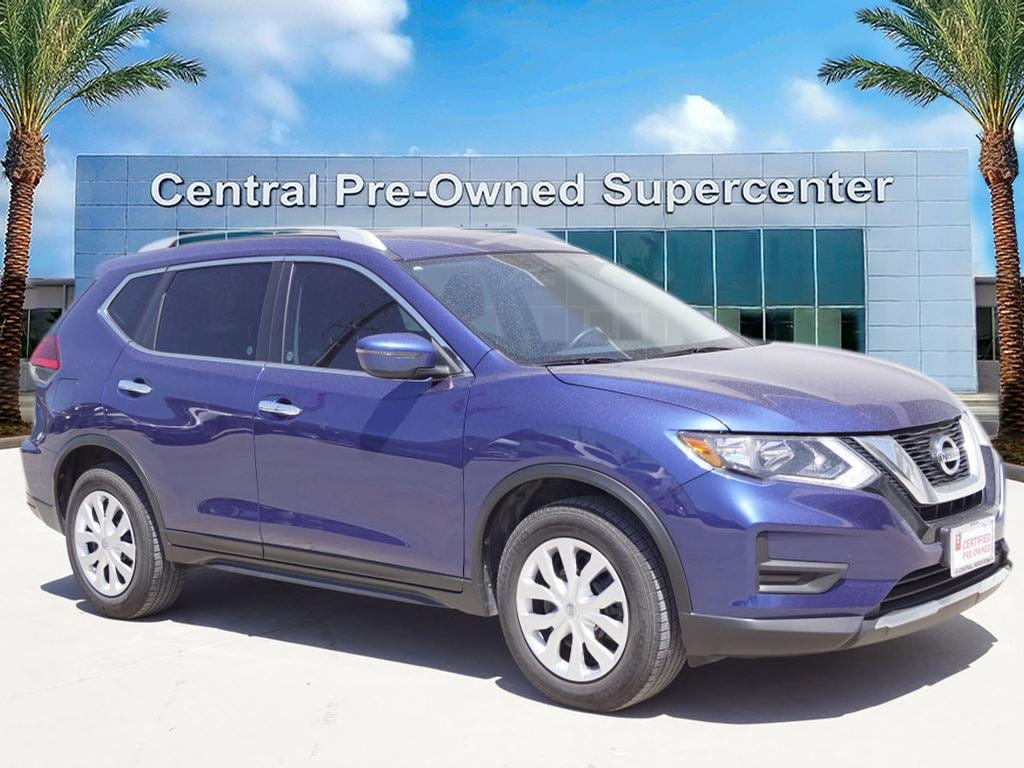 2017 Nissan Rogue S Thank you for visiting another one of Central Houston Nissans online listings