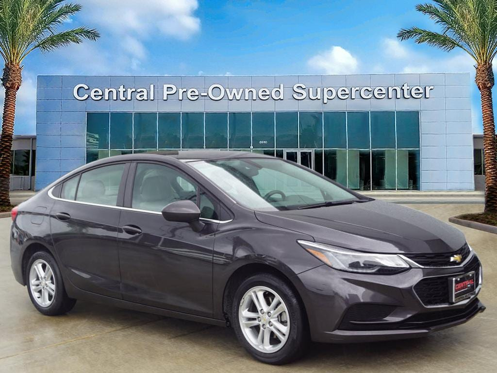 2016 Chevrolet Cruze LT Auto Thank you for visiting another one of Central Houston Nissans online