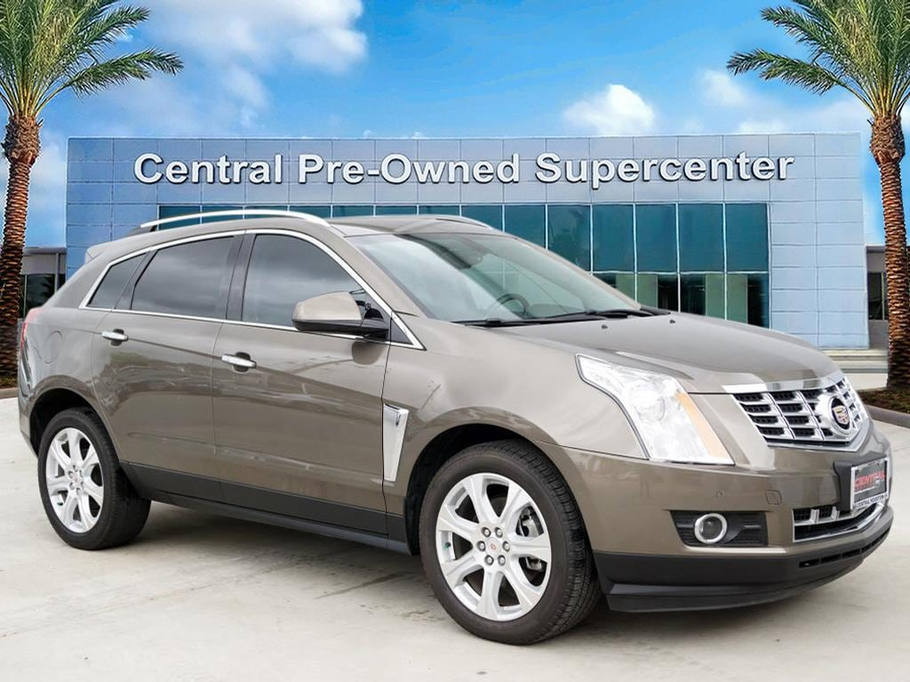 2016 CADILLAC SRX Performance Collection Central Houston Nissan is pleased to be currently offering