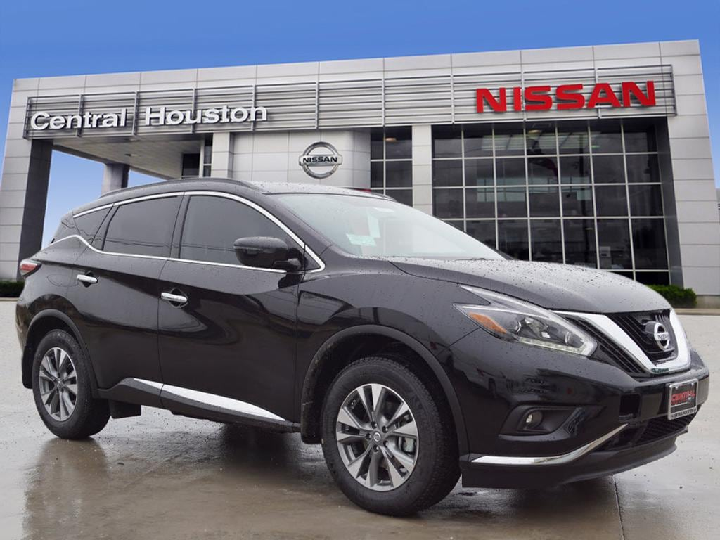 2018 Nissan Murano SV Options C03 50 STATE EMISSIONS L92 CARPETED FLOOR MATS B92 SPLASH G