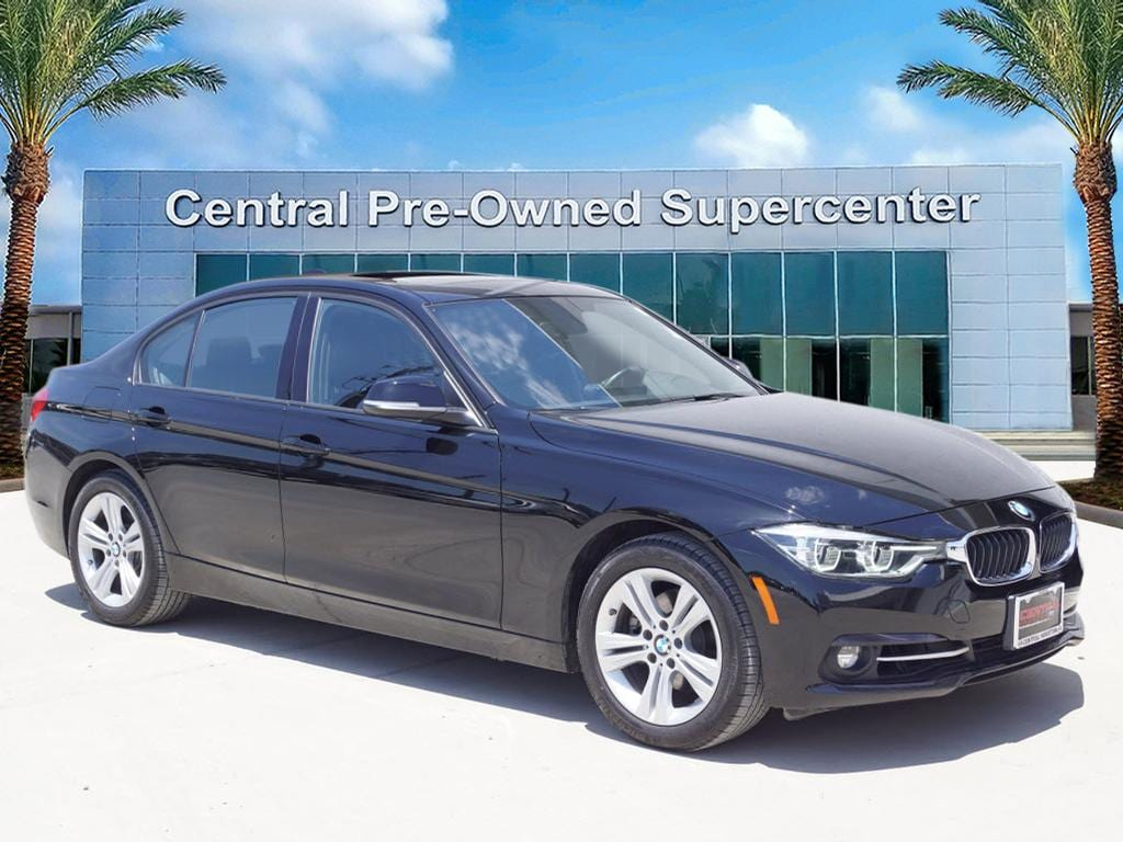 2016 BMW 328i wSULEV Central Houston Nissan has a wide selection of exceptional pre-owned vehicles