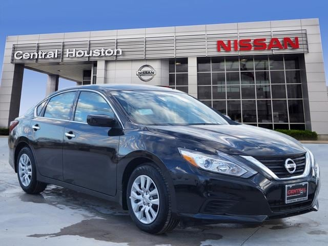 2018 Nissan Altima 25 S Options X01 S CONVENIENCE PACKAGE C03 50 STATE EMISSIONS B10 SPL