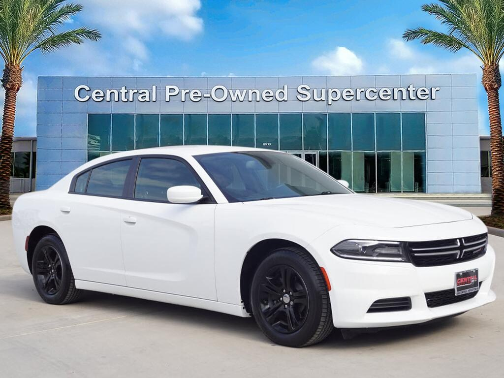 2017 Dodge Charger SE Central Houston Nissan has a wide selection of exceptional pre-owned vehicles