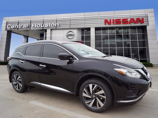 2018 Nissan Murano Platinum Options C03 50 STATE EMISSIONS L92 CARPETED FLOOR MATS B92 SP
