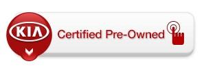Certified  Pre-owned Kias