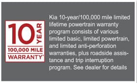DFW Kia Warranty Information
