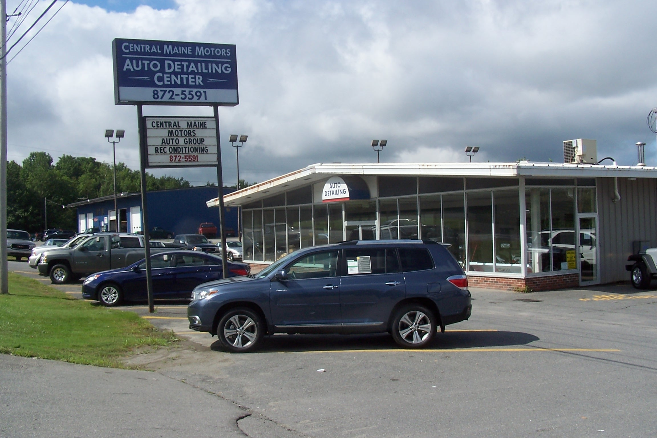Central Maine Chrysler Jeep Dodge Ram Waterville Ram