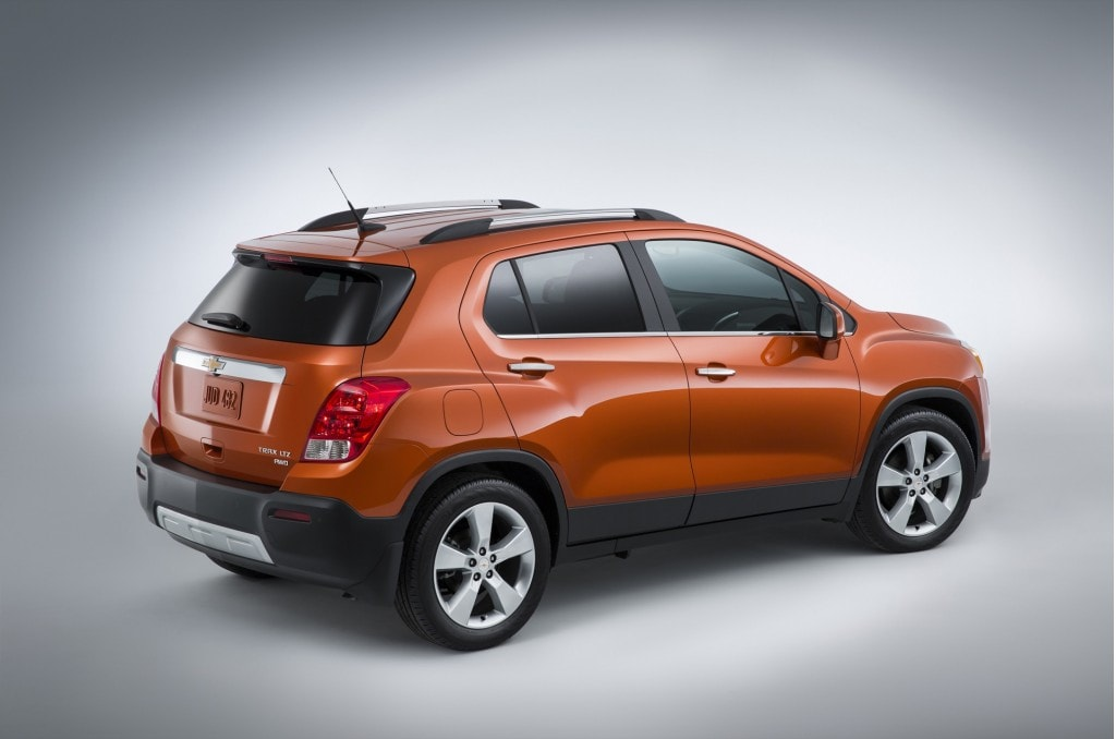 2015 chevrolet trax maine chevy dealer near bangor for Central maine motors chevy