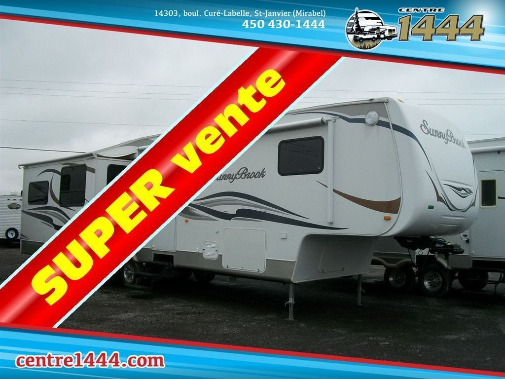 2011 BRISTOL BAY 3510RE - SUPER VENTE