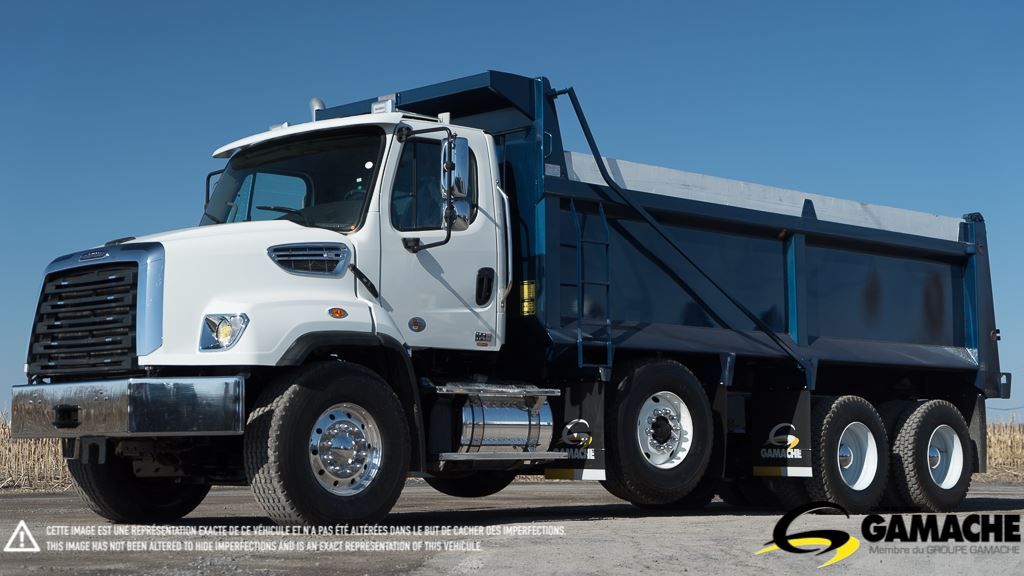 2013 FREIGHTLINER 20.6'DOMPEUR 114SD FREIGHT