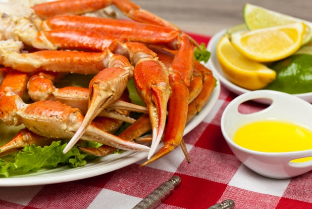 CrabFest Huntington Beach - all you can eat crab and more