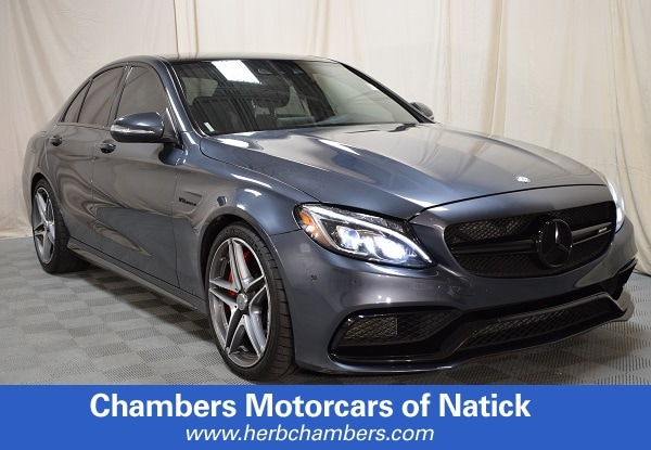 Pre-Owned 2015 Mercedes-Benz AMG® C 63 AMG® C 63 S