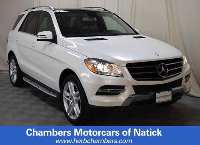 Pre-Owned 2013 Mercedes-Benz ML 350 ML 350