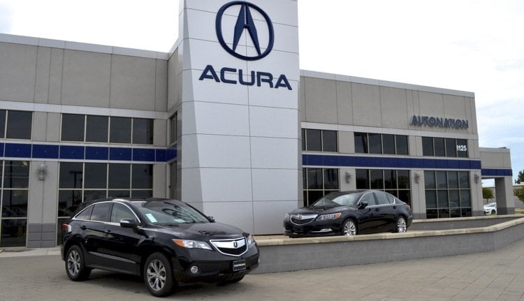 About Acura Gulf Freeway Dealership