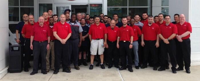 Meet the Philadelphia Toyota Staff