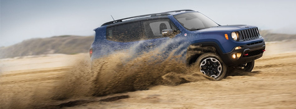 2016 Renegade Trailhawk Off-Road