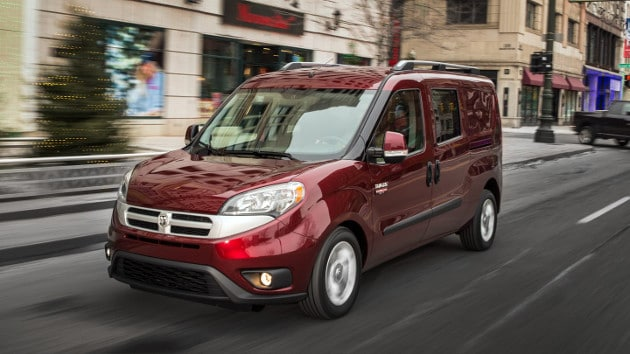 Ram ProMaster City Commercial Van Model
