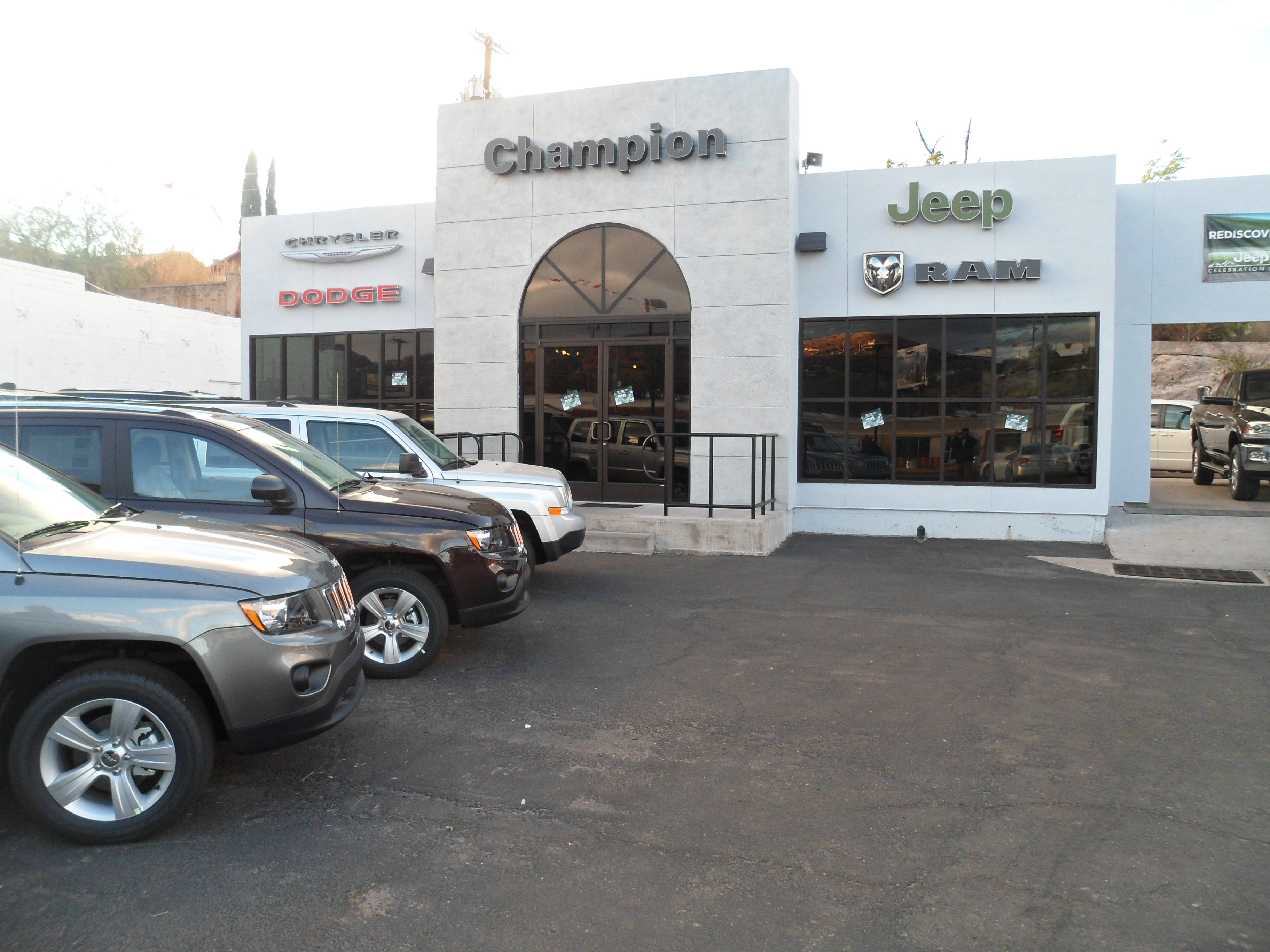 champion chrysler jeep dodge ram new chrysler dodge jeep ram. Cars Review. Best American Auto & Cars Review