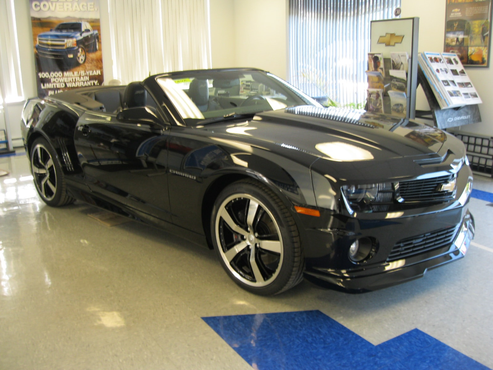 2012 Chevrolet Camaro 2SS dealer photo