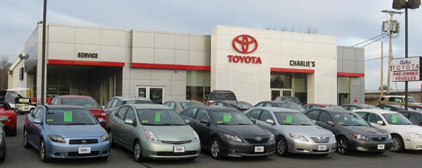 about charlie 39 s toyota in augusta me new toyota and