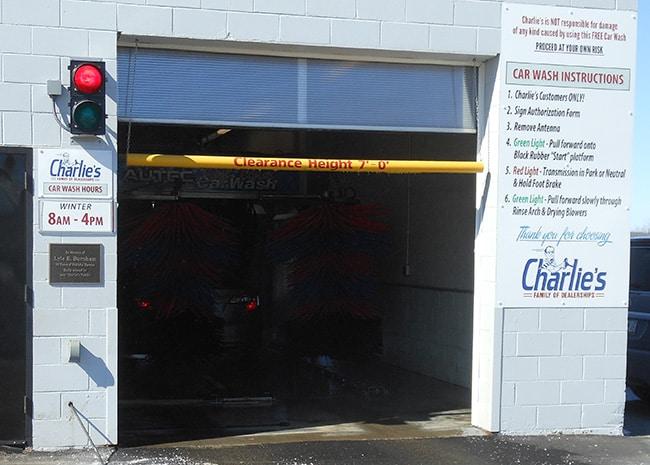 Charlie 39 S Motor Mall Free Car Wash New Jeep Kia