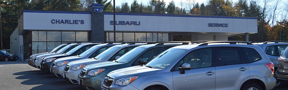 About charlie 39 s subaru dealerhship in augusta me maine for Charlie s motor mall augusta maine