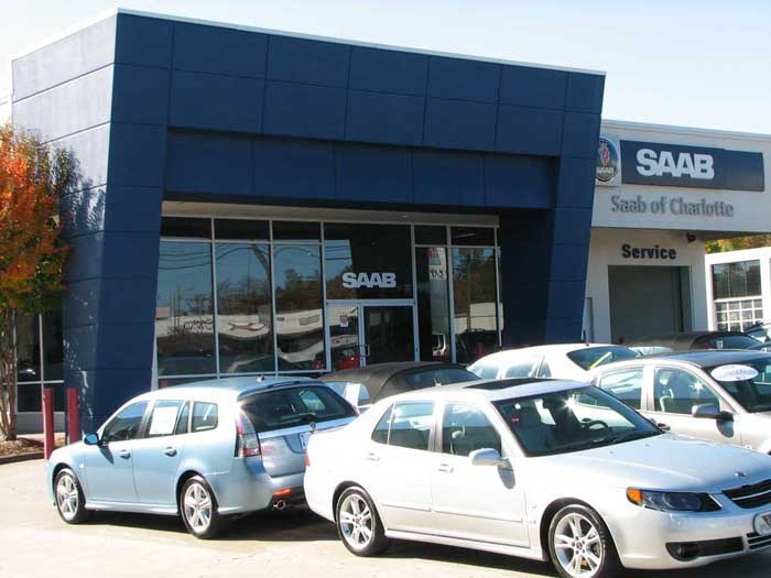 Saab finance deals