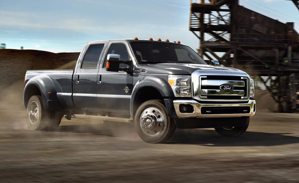 2015 Ford Super Duty F 450 Information