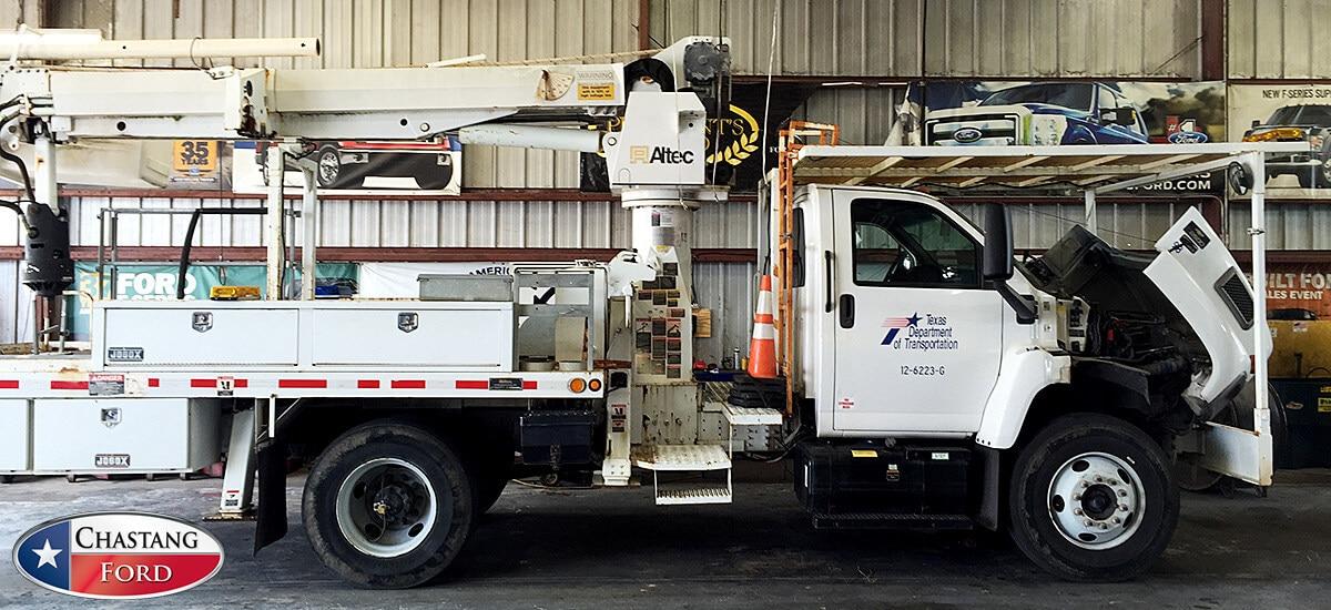 Chastang Ford Service >> Commercial Truck Repair & Fleet Maintenance   Houston Ford Dealership