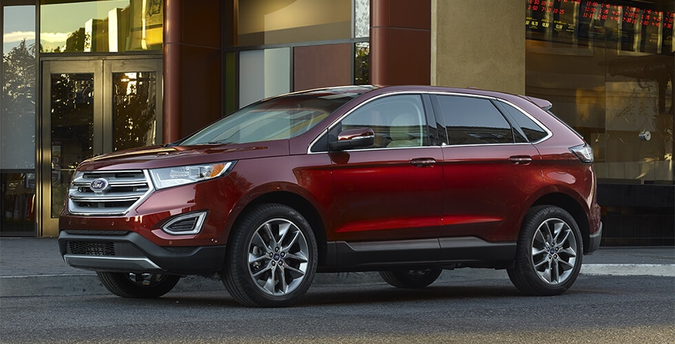 2015 ford edge photo - 2015 Ford Edge Magnetic