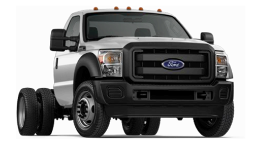 Ford F-450 Stock Image