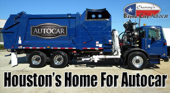 Houston's Home For Autocar