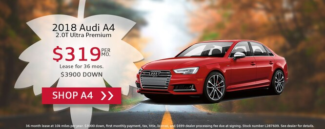 New Audi Specials Audi Virginia Beach Serving Norfolk Chesapeake - Audi virginia beach