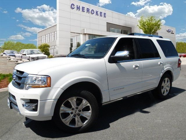 2015 Ford Expedition Platinum This is a Demo Vehicle These are new Ford vehicles driven by our ma