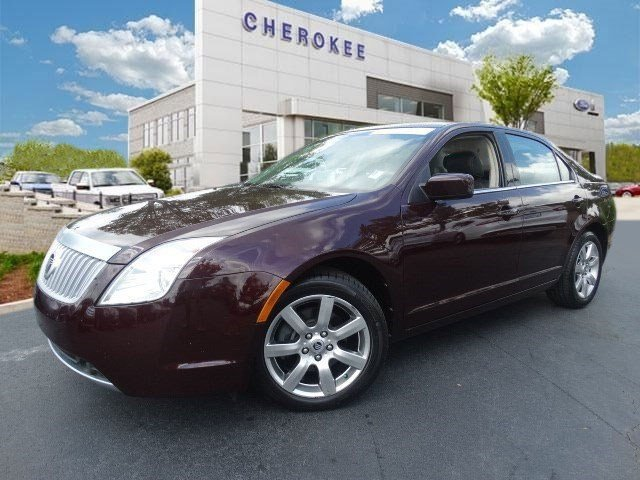 2011 Mercury Milan Premier Looking for a used car at an affordable price Discerning drivers will