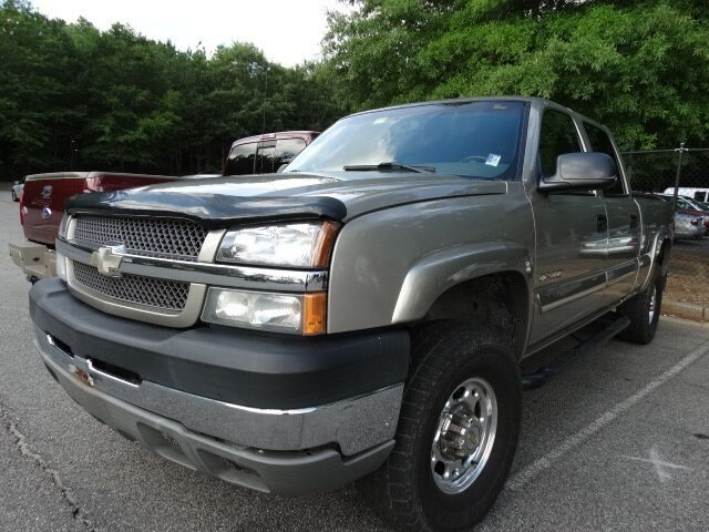 2003 Chevrolet Silverado 2500HD Heres a great deal on a 2003 Chevrolet Silverado 2500HD Ensuring