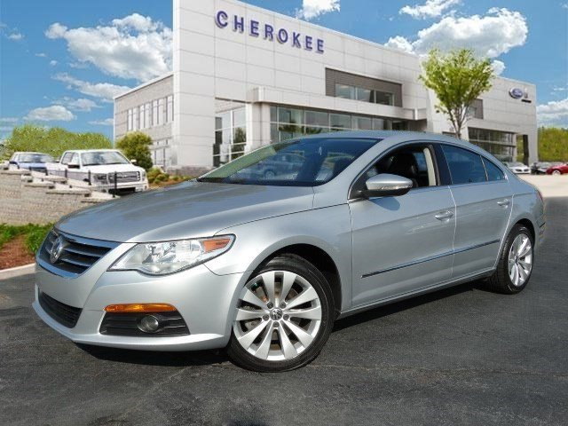 2010 Volkswagen CC Sport Step into the 2010 Volkswagen CC It just arrived on our lot this past we